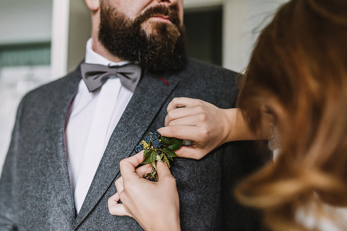 oryginalne dodatki ślubne