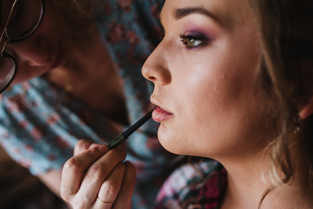 najlepszy makijaż ślubny