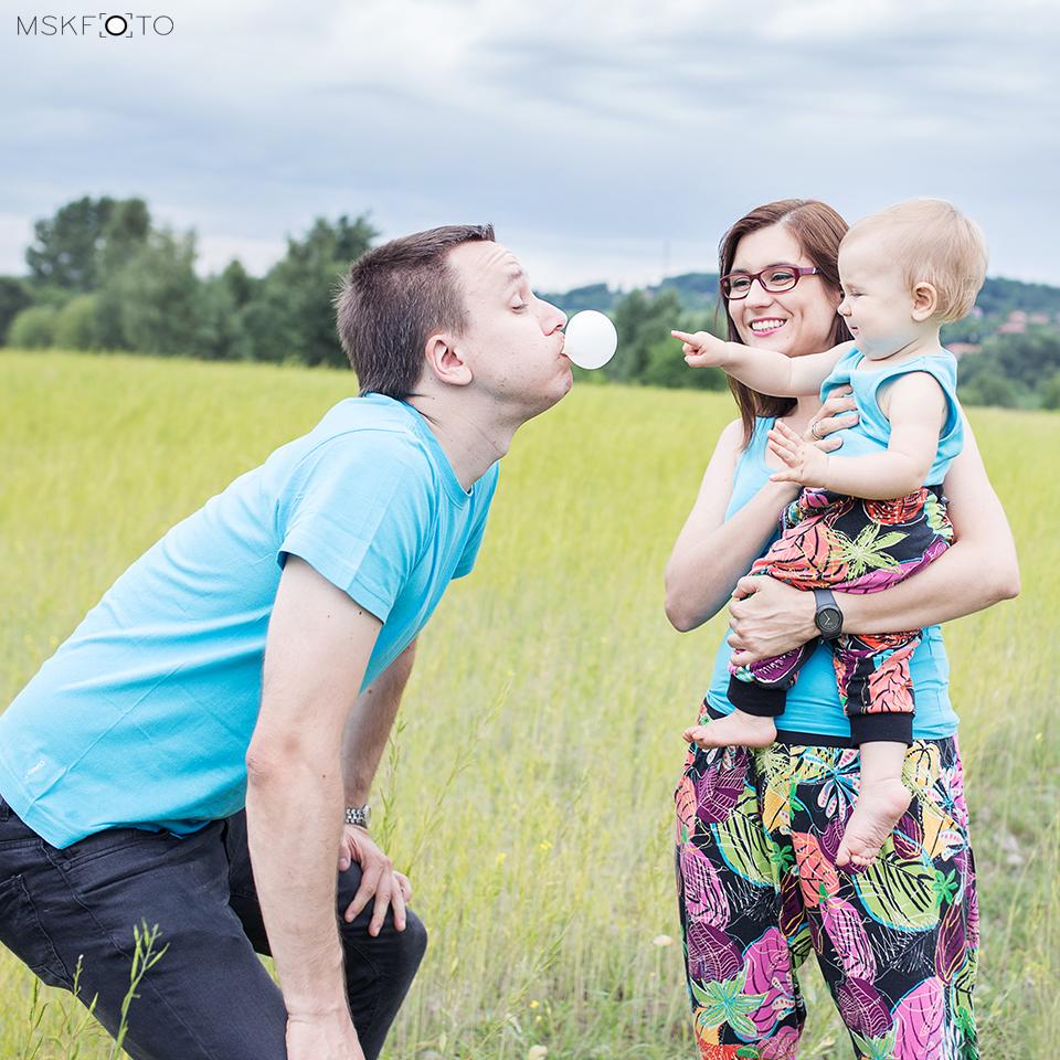 Sesje rodzinne, dziecięce i ciążowe